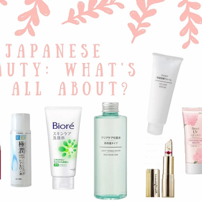 what japanese beauty products to buy