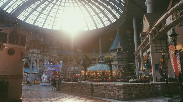 Lotte World Adventure Park