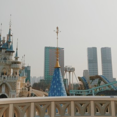 Lotte World Adventure Tips Tricks