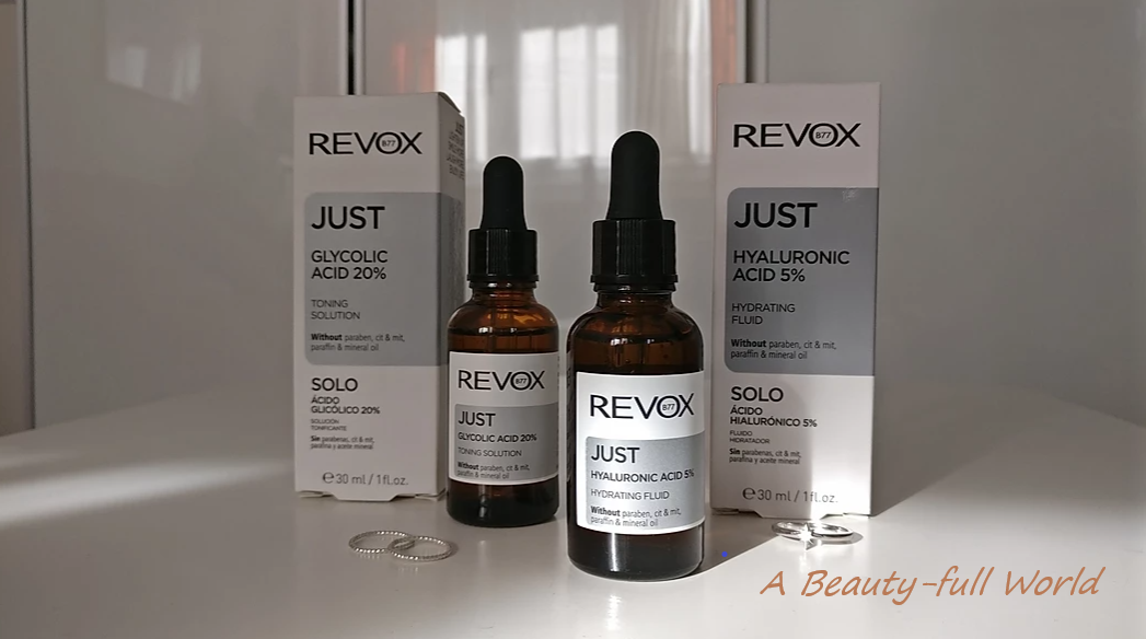 Revox B77 Cosmetics Review
