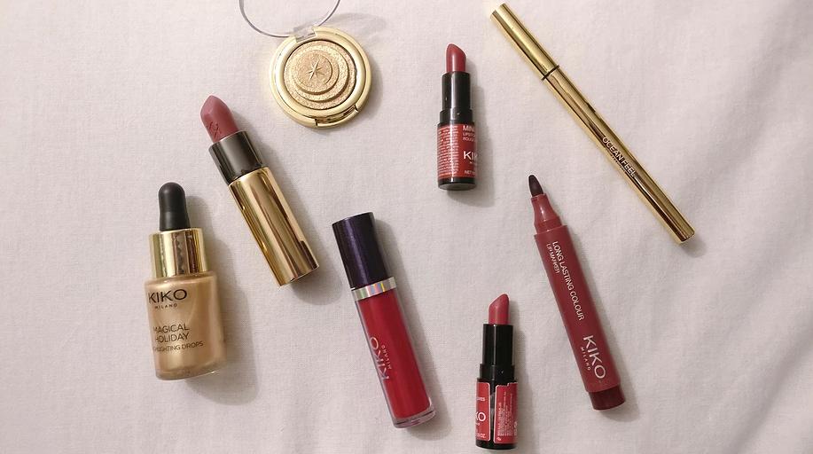 kiko milano makeup review